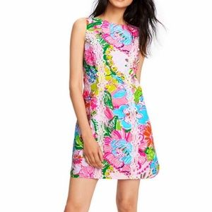 LILLY PULITZER for Target Nosey Posey Mini Dress